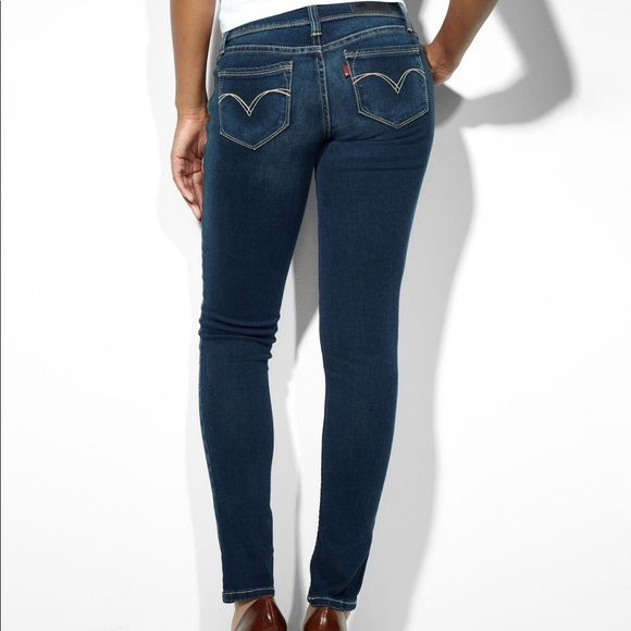cheap sale browse latest collections moderate price Levi's Bold Curve Low Rise skinny jeans